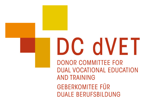Logo Donor Committee for Dual Vocational Training