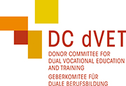 DC dVET Logo