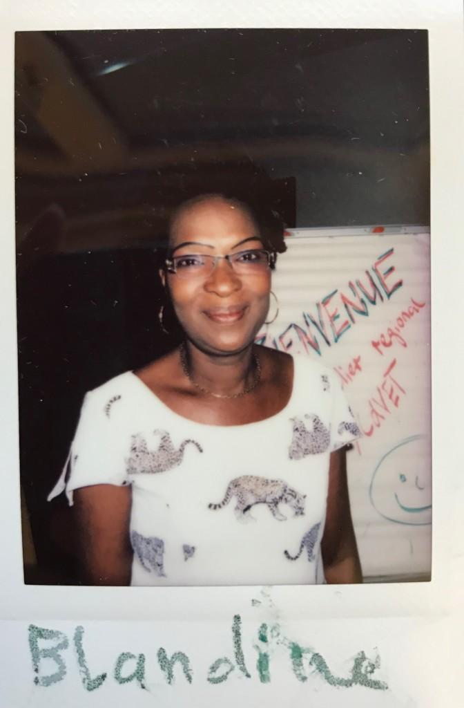 Blandine Agossou